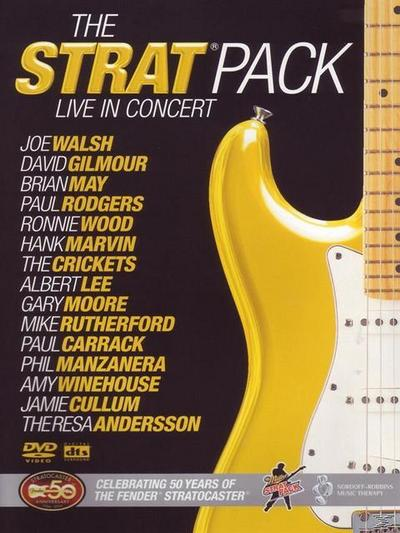 The Strat Pack Live - The 50th Anniversary Of The Fender Stratocaster Live At Wembley Arena