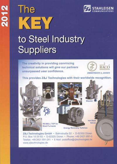 The Key to Steel Industry Suppliers 2012