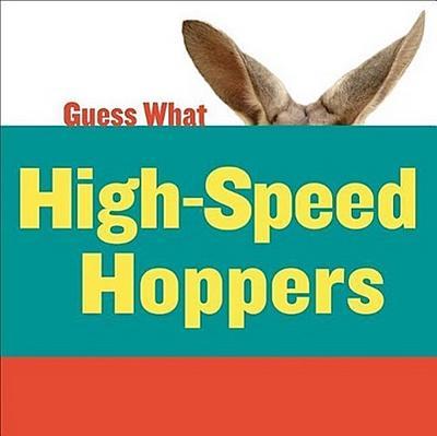 Highspeed Hoppers: Kangaroo