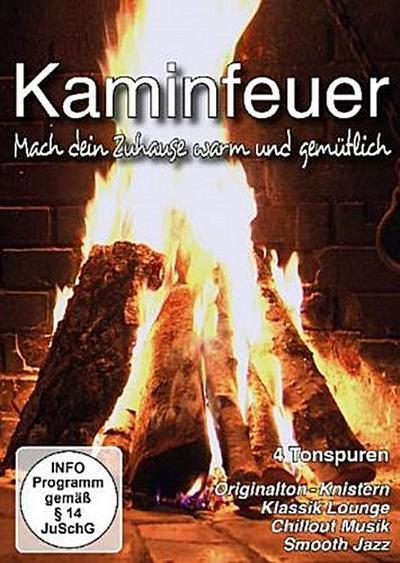 Kaminfeuer, 1 DVD