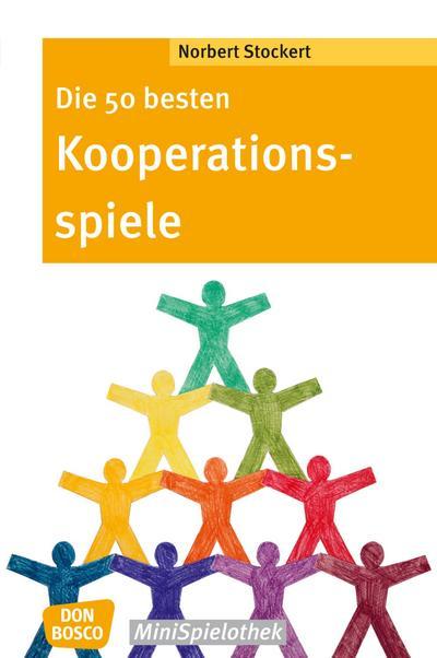 Die 50 besten Kooperationsspiele - eBook