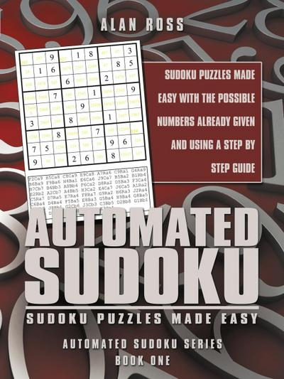 Automated Sudoku: Sudoku Puzzles Made Easy