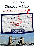 London Discovery Map - der etwas andere London Guide