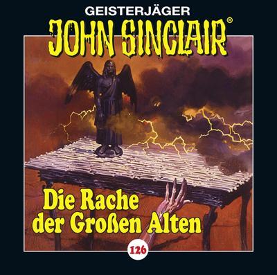 John Sinclair - Folge 126; Die Rache der Großen Alten. Teil 2 von 4.; Geisterjäger John Sinclair; Deutsch; Spieldauer 60 Min