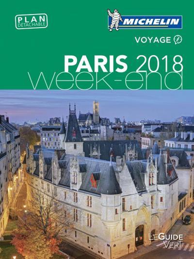 Michelin Le Guide Vert Paris Week-End