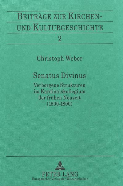 Senatus Divinus