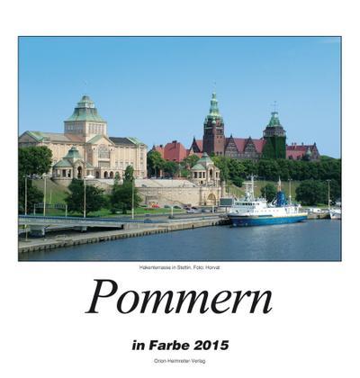 Pommern 2015: Heimatkalender