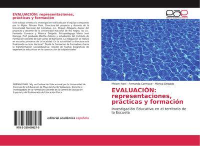 EVALUACIÓN: representaciones, prácticas y formación