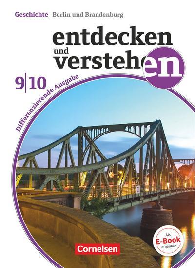 Entdecken und verstehen - Differenzierende Ausgabe - Berlin/Brandenburg