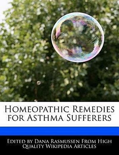 Homeopathic Remedies for Asthma Sufferers