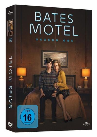 Bates Motel. Season.1, 3 DVDs
