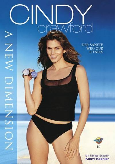 Cindy Crawford - A New Dimension