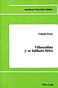 Villasandino y su hablante lírico