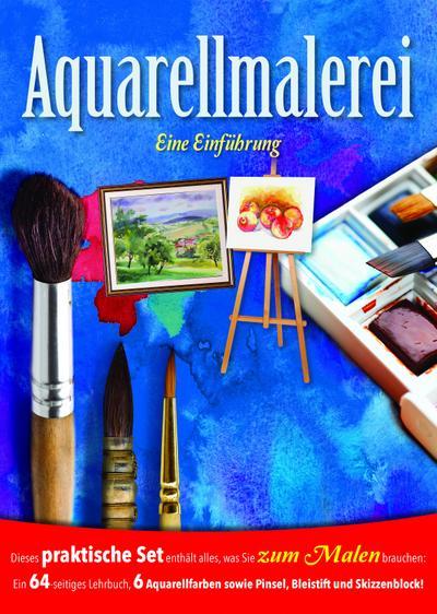 Boxset: Aquarellmalerei