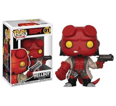 Pop Hellboy Vinyl Figure