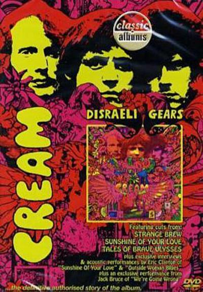 Disraeli Gears-Classic Albums (Dvd)