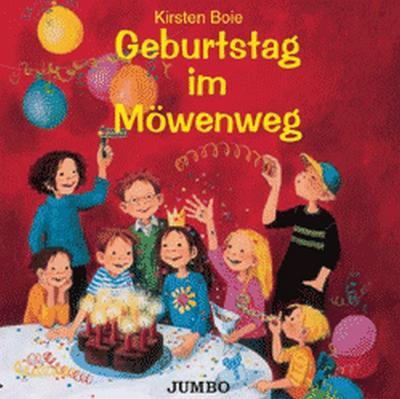Geburtstag im Möwenweg, 1 Cassette