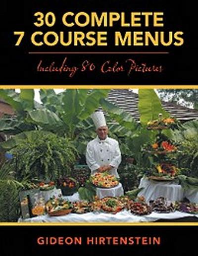 30 Complete 7 Course Menus