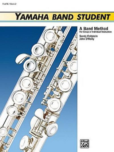Yamaha Band Student, Bk 2: Flute
