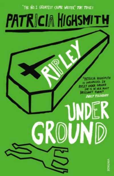 Ripley Under Ground, English Edition