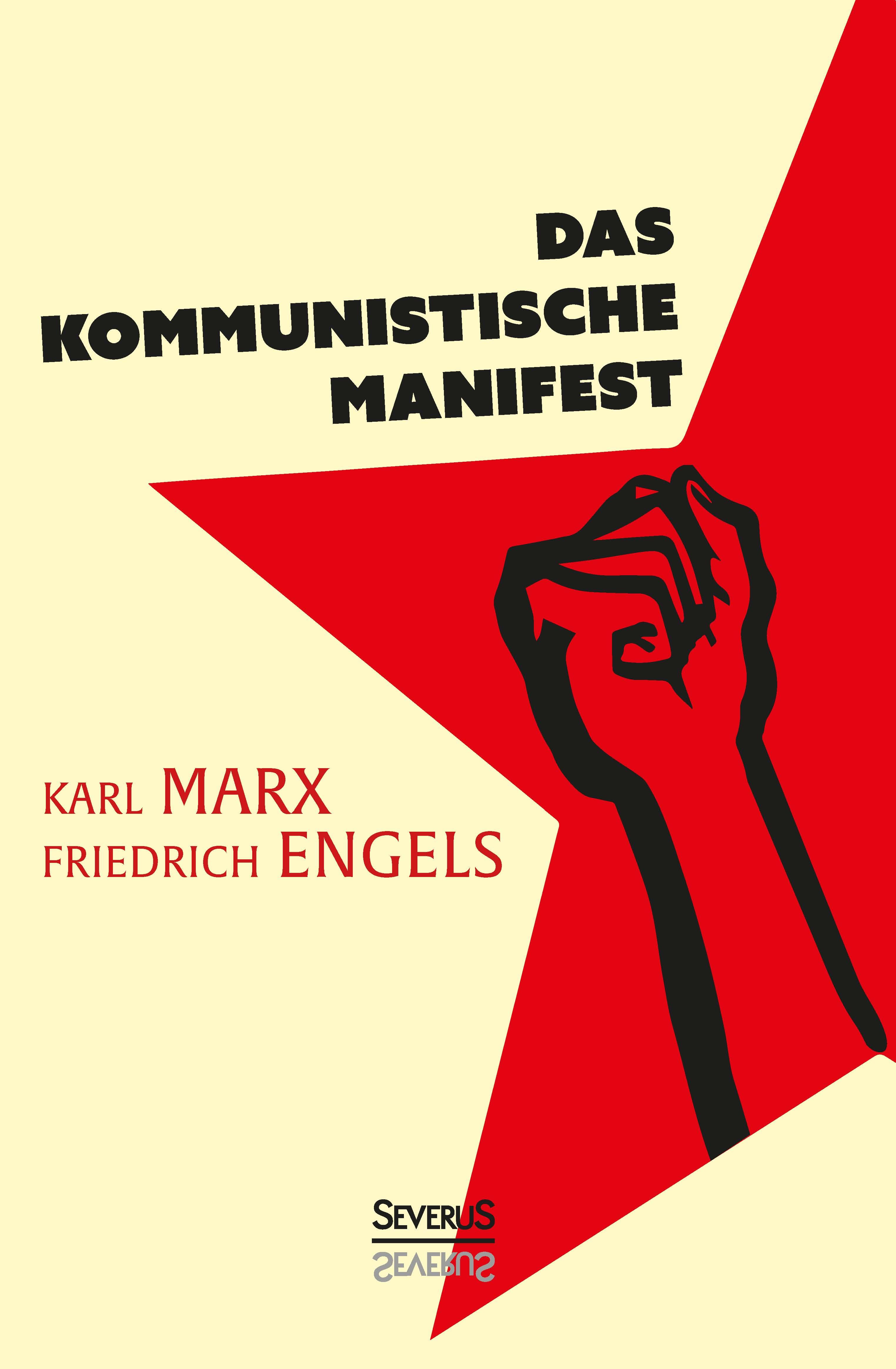 Das kommunistische Manifest Karl Marx