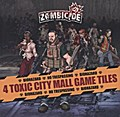 Zombicide, 4 Toxic City Mal Tiles Pack (Spiel ...