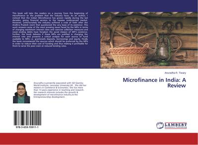 Microfinance in India: A Review