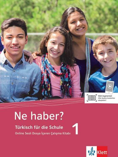 Ne haber? 1. Arbeitsbuch + Klett Augmented