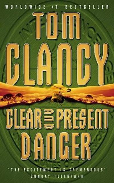 Clear and Present Danger. Der Schattenkrieg, engl. Ausgabe