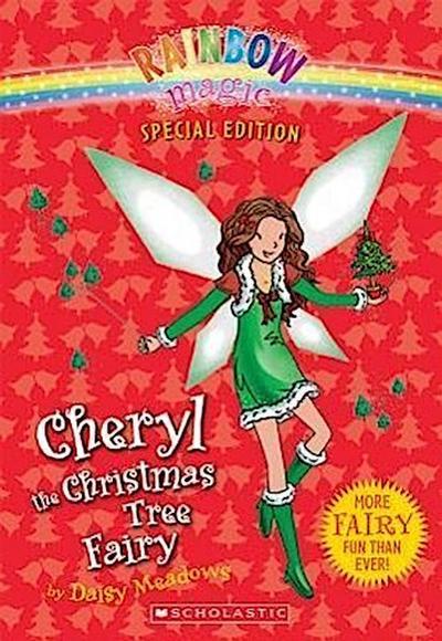 Cheryl the Christmas Tree Fairy