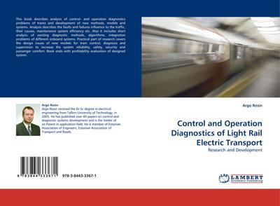 Control and Operation Diagnostics of Light Rail Electric Transport