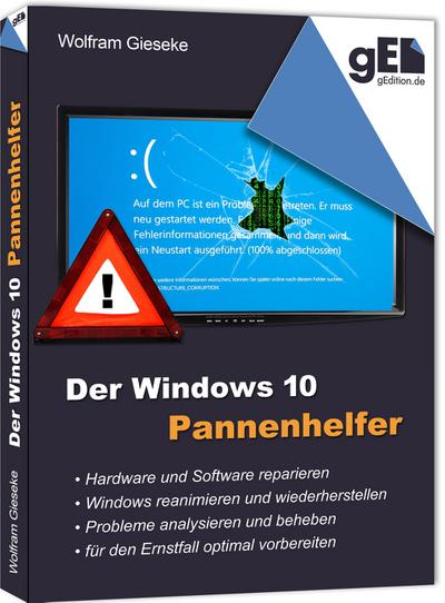 Der Windows 10 Pannenhelfer