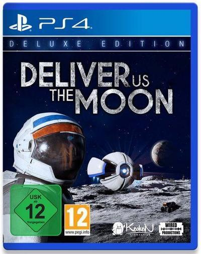 Deliver Us The Moon Deluxe (PlayStation PS4)