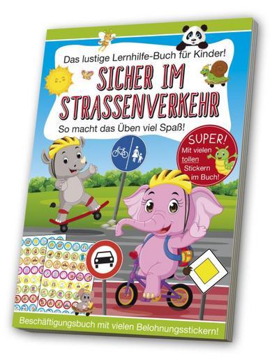 Lernhilfebuch - Verkehrserziehung