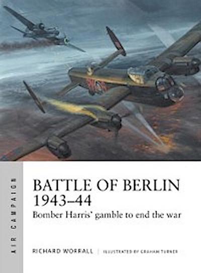 Battle of Berlin 1943 44
