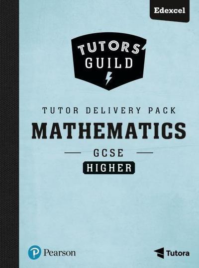 Tutors' Guild GCSE Edexcel Maths Higher Tutor Delivery Pack