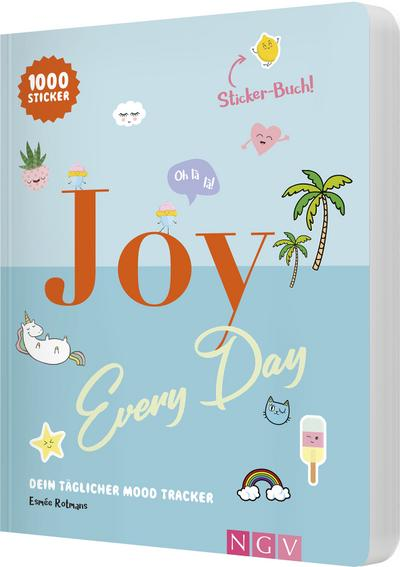 Joy every day: Dein täglicher Mood Tracker mit 1000 Mood-Stickern