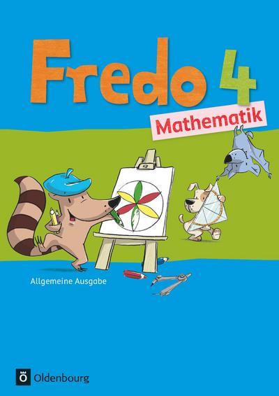 Fredo - Mathematik - Ausgabe A für alle Bundesländer (außer Bayern) - 2015