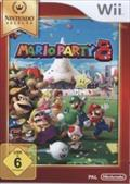 Wii Mario Party 8 Selects. Für Nintendo Wii
