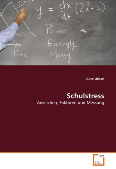 Schulstress - Alice Urban