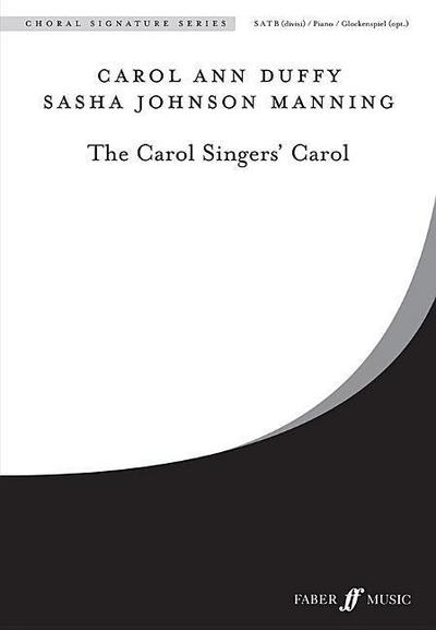The Carol Singer's Carol: Satb, A Cappella, Choral Octavo