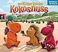 Der Kleine Drache Kokosnuss - Hörspiel zur TV-Serie 13: Der Auftrag. Bonbons für Opa Jörgen. Plötzlich erwachsen. Der große Schluckauf. (Audio-CDs zur TV-Serie, Band 13)
