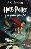 Harry Potter, spanische Ausgabe Harry Potter y la piedra filosofal