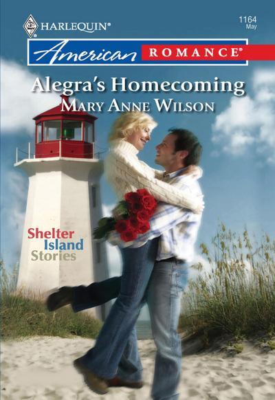 Alegra's Homecoming (Mills & Boon American Romance)