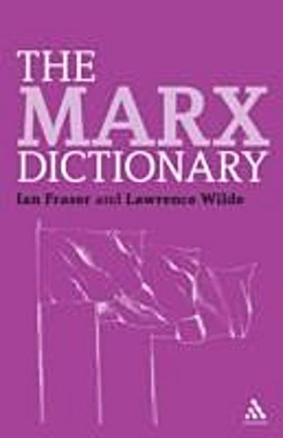 Marx Dictionary