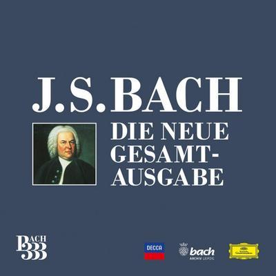 Bach 333-Die Neue Gesamtausgabe (Ltd.Edt.)