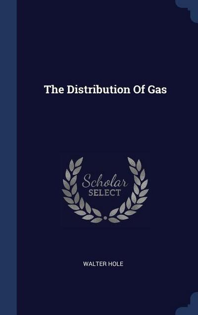 The Distribution of Gas