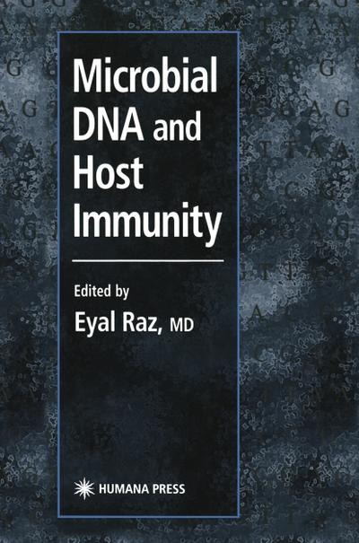 Microbial DNA and Host Immunity