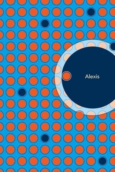 Etchbooks Alexis, Dots, College Rule