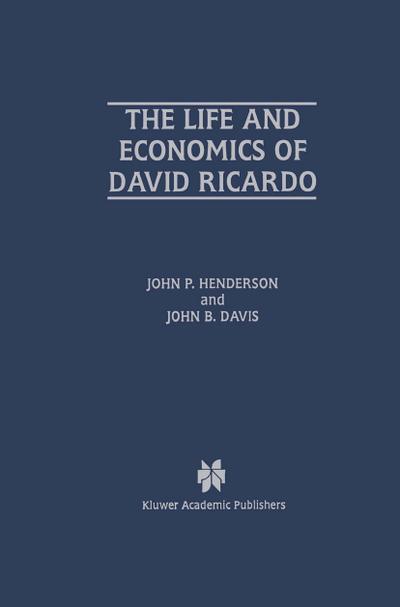 Life and Economics of David Ricardo